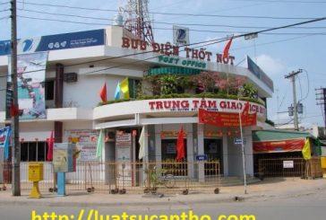 Thủ tục Thành lập hộ kinh doanh cá thể tại quận Thốt Nốt