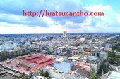 Thủ tục thành lập công ty có vốn đầu tư nước ngoài kinh doanh dịch vụ bảo vệ tại quận Ninh Kiều