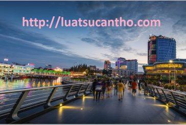 Thủ tục  đăng ký bảo hộ quyền tác giả tác phẩm văn học tại TP Cần Thơ