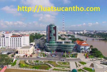 Thay đổi địa chỉ công ty khác quận tại Thành phố Cần Thơ