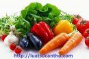 Điều kiện kinh doanh thực phẩm trên mạng tại quận Ninh Kiều