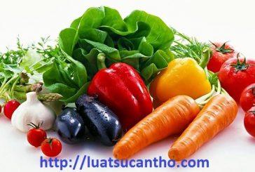 Thủ tục đăng ký nhãn hiệu cho sản phẩm nông nghiệp 2019 tại Cần Thơ