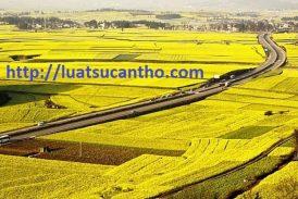 Bộ tài chính đề nghị miễn thuế sử dụng đất nông nghiệp đến năm 2030