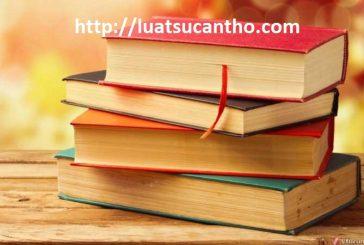 Điều kiện thành lập nhà xuất bản tại Cần Thơ